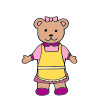 Mrs. Bear Picture