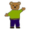 Mr.  Bear Picture