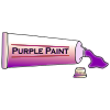 Purple Paint Picture