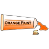 Orange Paint Picture