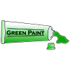Green Paint Picture