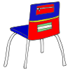 Chair Pocket Picture