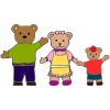 3 Bears Picture