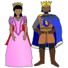 King and Queen Picture