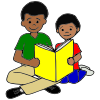 Reading Buddies Picture