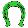 Green+Horseshoe Picture