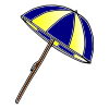 Beach Umbrella Picture