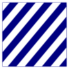 Diagonal Stripes Picture