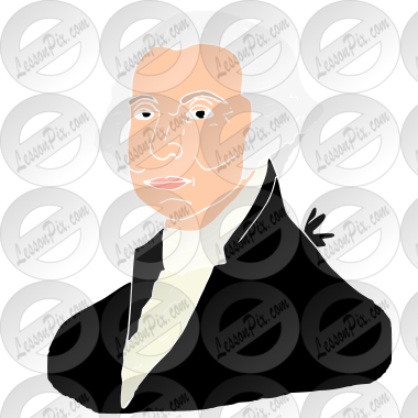 George Washington Stencil