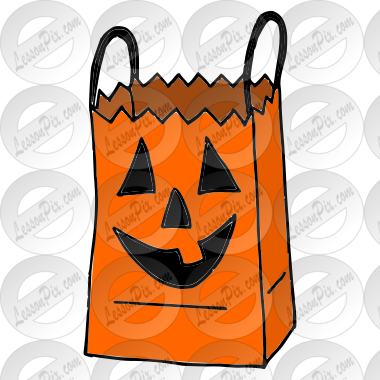 Trick or Treat Bag Picture