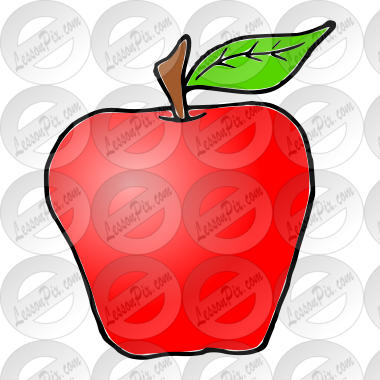 Red Apple Picture