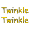 Twinkle Twinkle Picture