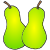 2 Pears Picture