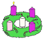 Advent Wreath Picture