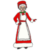 Mrs. Claus Picture