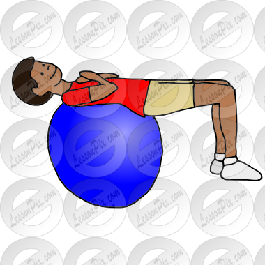 Lay on Ball Picture