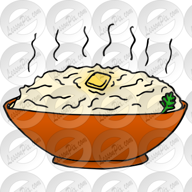 Mashed Potatoes Picture