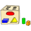 Shape Sorter Picture