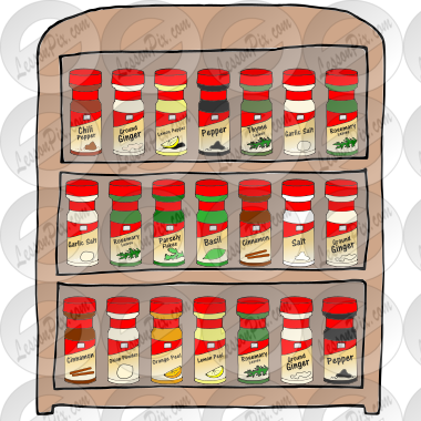 Spice Rack Picture
