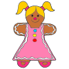 Gingerbread Girl Picture