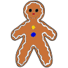 Gingerbread+Man Picture