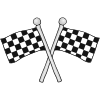Checkered Flags Picture