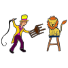 Lion Tamer Picture