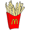McDonalds® French Fries Picture