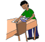 Clean Table Picture  Table Cleaner Clip Art