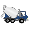 Cement+Truck Picture