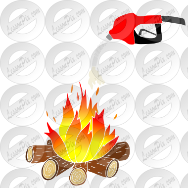 Add fuel to the fire stencil for classroom therapy use great add add fuel to the fire stencil publicscrutiny Images
