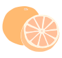 Grapefruit Stencil
