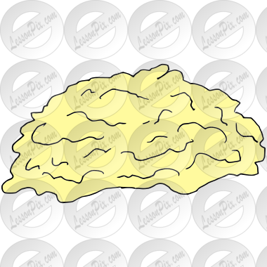 Scrambled Eggs Picture For Classroom Therapy Use