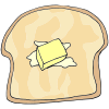 Toast+with+Butter Picture