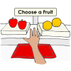 Choose a Fruit Picture