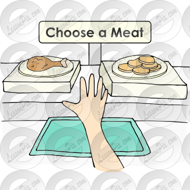 Choose a Meat Picture