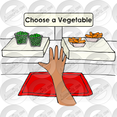 Choose a Vegetable Picture