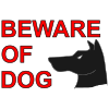 Beware of Dog Picture