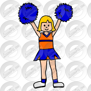 Cheerleader Picture