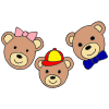 Three Bears Picture
