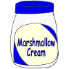 Marshmallow Cream Picture