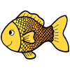 Gold+Fish Picture
