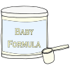 Baby Formula Picture