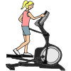 Elliptical Machine Picture