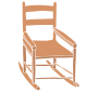 Rocking Chair Stencil