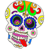 Silly Calavera Picture
