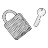 Lock and Key Picture