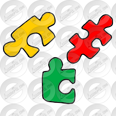 Puzzle Pieces Picture
