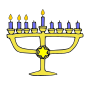 Menorah Picture