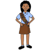 girl scout Picture